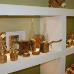 Olive wood handcrafting art