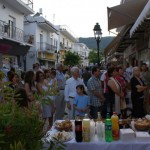 Olive Tree Skiathos - People Gathering