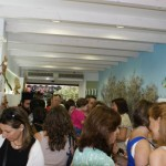 Olive Tree Skiathos - Busy Hour..